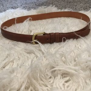 Coach Belt Vintage. Size S/M.